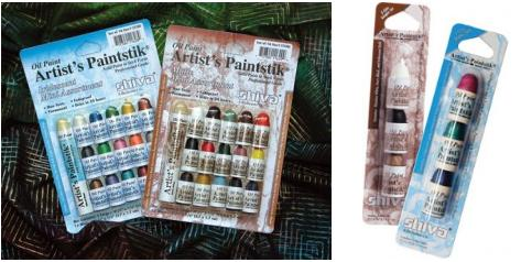 New Paintstik Mini Assortments