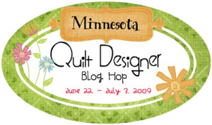Minnesota Designer's Blog Hop starts next Monday!