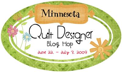 logo for the Minnesota Designer's Blog Hop
