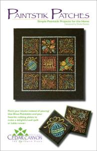 Got rubbing plates? Make patchwork!