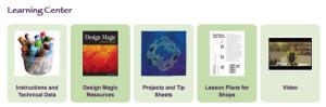 New Website Spotlight: The Learning Center