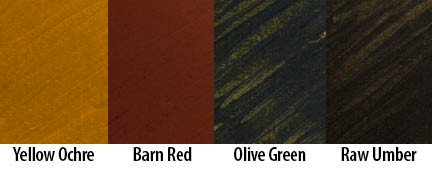 Dusty Matte Colors 2