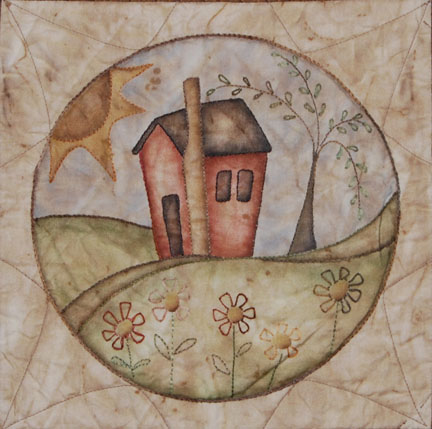 House on the Hill: Whimsicals Quilts