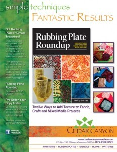 Pre-Order Your Signed Copy of Rubbing Plate Roundup