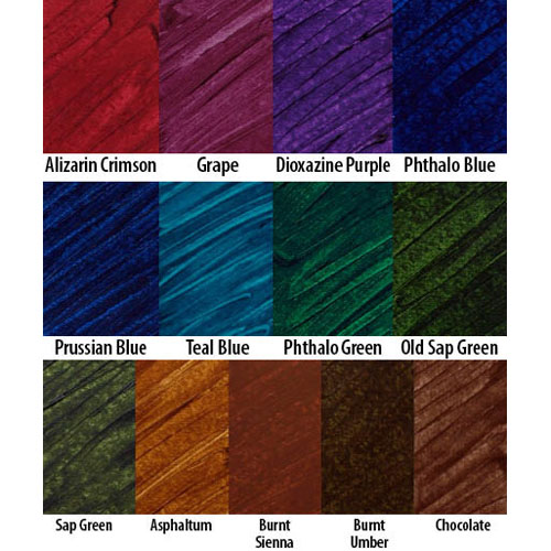 Rich Deep Colors Halflifetrinfo