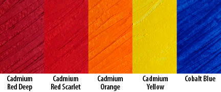 I'll give you the same great deal on the 5 Bright CL colors. The retail  price of these fabulous five colors is $67.75.