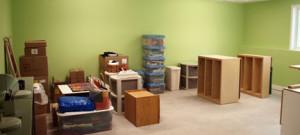 New Studio Taking Shape