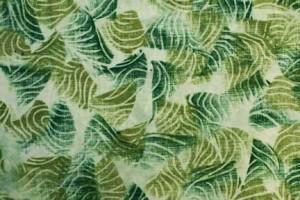 Linoleum Prints #1: Paintstik Rubbings