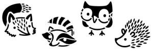 Hedgehogs, Owls & Butterflies — Oh My!