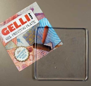 Tool Talk: Gelatin Plates for Printmaking