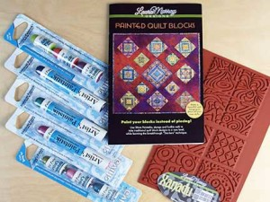 Enter To Win Our Paint Your Blocks GiveAway