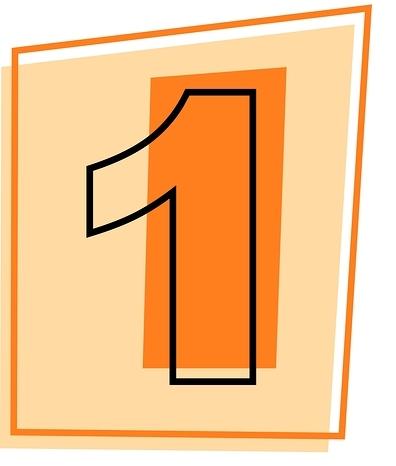 Resultado de imagem para number 1 icon