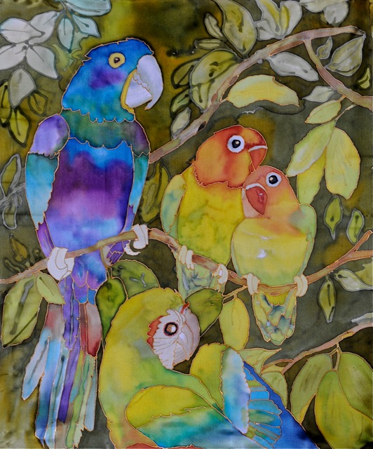 LT3-Parrots