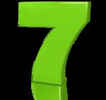 number-7