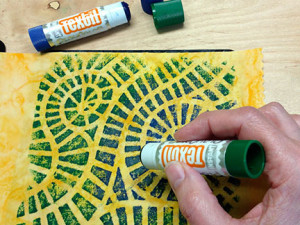 Quick Tips for PlayColor Rubbings