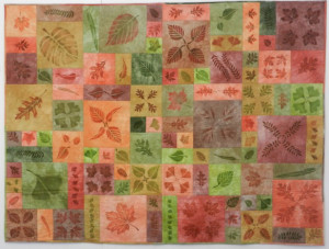 Leaves-Quilt-Linda-McLaughlin