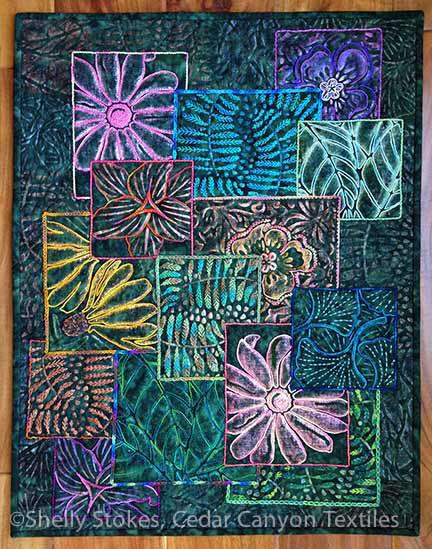 garden-collage3-quilted