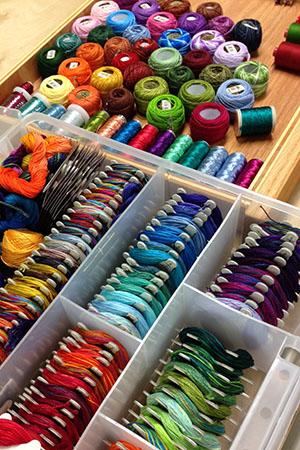 Create A Thread Tracking System Cedar Canyon Textiles