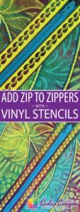 Custom Vinyl Stencils