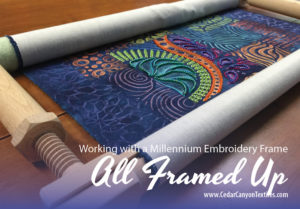 Millennium Embroidery Frame Review