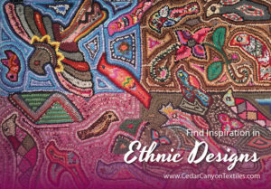 Ethnic Designs: Food For Creative Thought