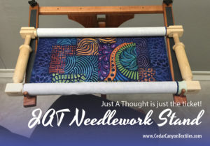 A Review of the JAT Needlework Stand (Floor Model)