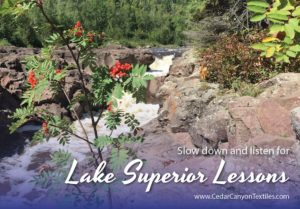 Lake Superior Lessons
