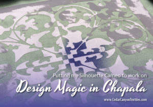 Design Magic in Chapala: From Fountain Tiles to Fabric