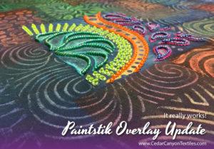 Paintstik Overlay Update