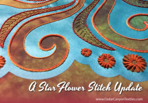 StarFlower-5-Stitch-Update cover image