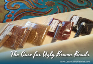 Ugly-Brown-Beads cover image